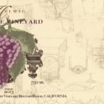 Full Wrap of Helwig Estate Winery Label